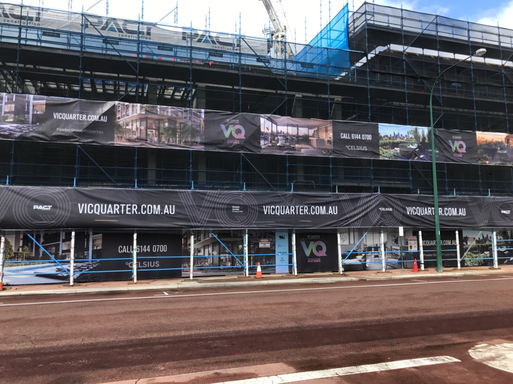 Vic Quarter – Project Update January 2019