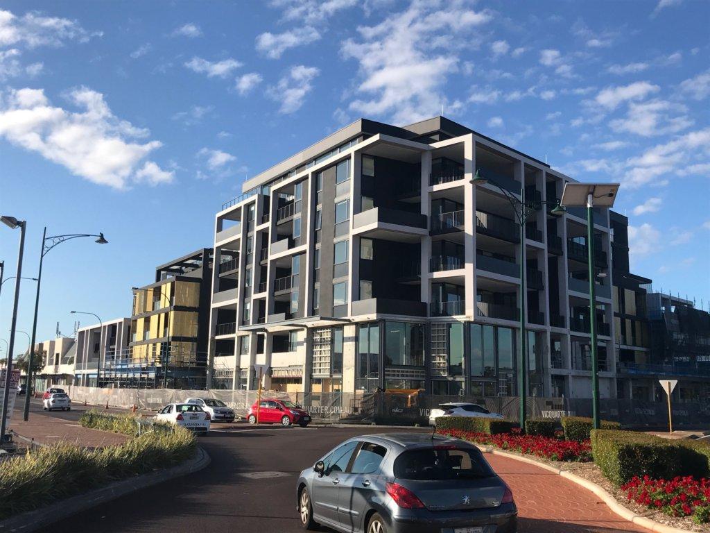 Vic Quarter – Project Update September 2019