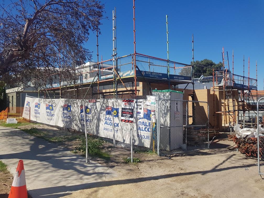 Anzac Road, Mount Hawthorn – April Update 2020