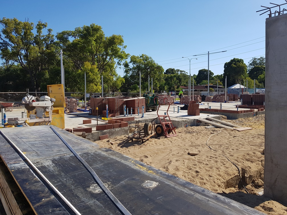 Park Terraces – January Update 2021