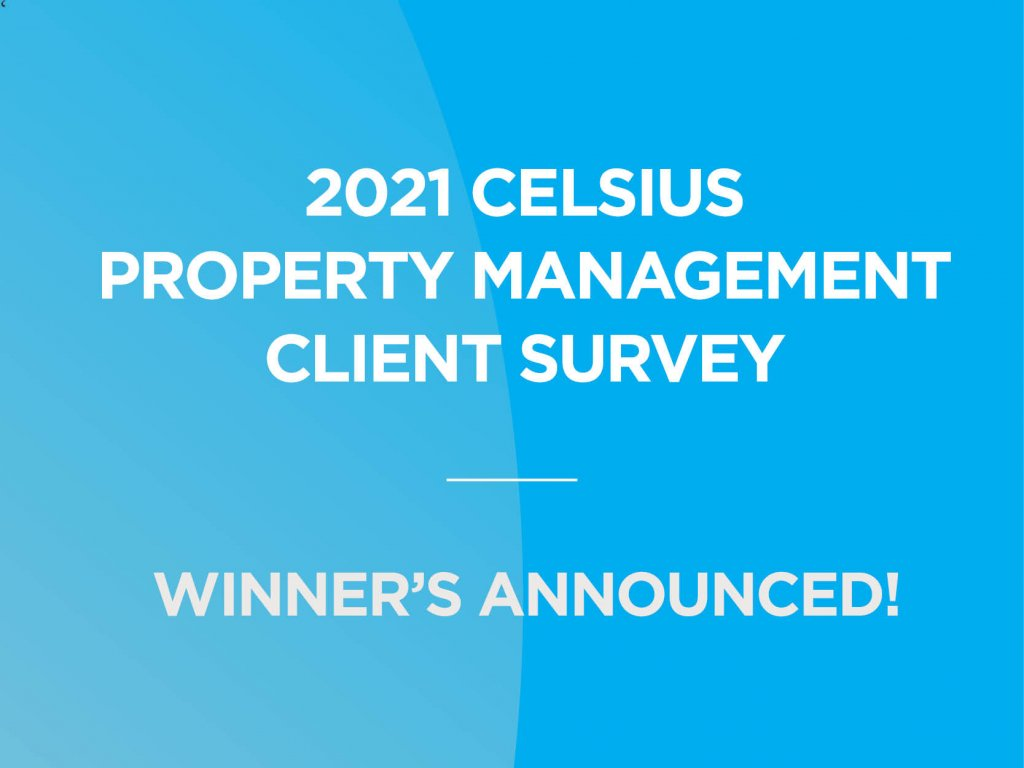 Vic Quarter and Lucent sell out and we reveal our 5 winners of the Celsius Property Management Survey