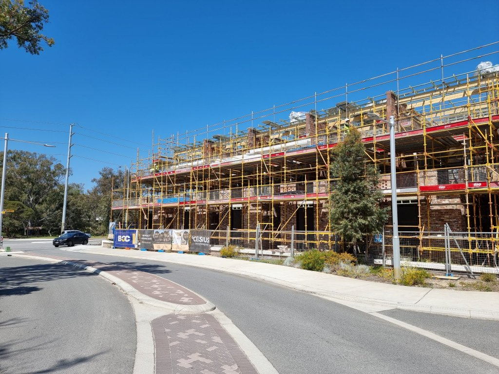 Park Terraces – September Update 2021